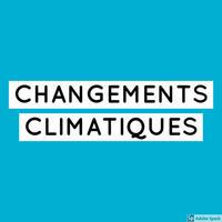 Changements climatiques axes recherche