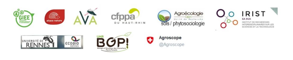 Partenaires recherche participative